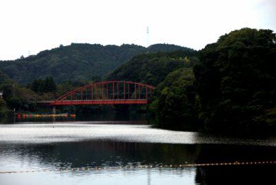 栃木 川遊び 穴場 赤い橋