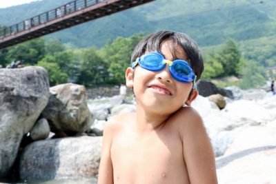 川遊び 子供 楽しい