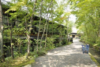 川遊び 兵庫 黒川温泉