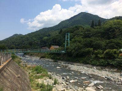道志川 川遊び スポット