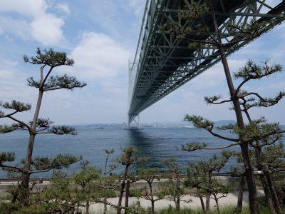 兵庫 川遊び 橋 海