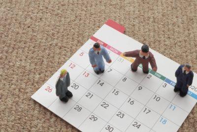 子供 夏休み カレンダー 話し合い