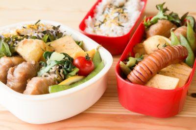 お弁当 宿題 栄養満点 野菜