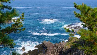 石川 川遊び スポット 崖