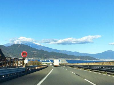 上野村 川遊び ドライブ 高速