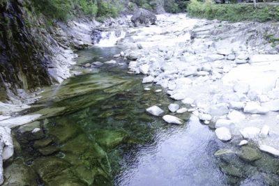 徳島 川遊び スポット 渓谷
