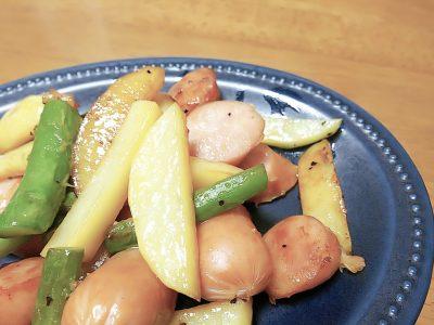 和食 洋食 ジャーマンポテト