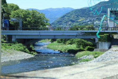 静岡 川遊び 穴場 橋