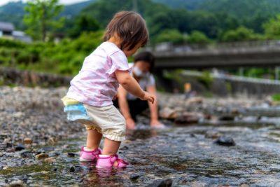 徳島 川遊び スポット 女の子