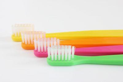 家庭科 宿題 歯ブラシ