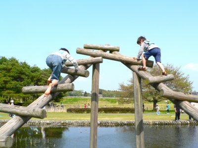兵庫 川遊び アスレチック 子供 川