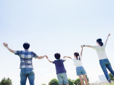 関西 子供 公園 家族