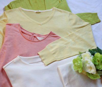 クローゼット 衣替え 春服