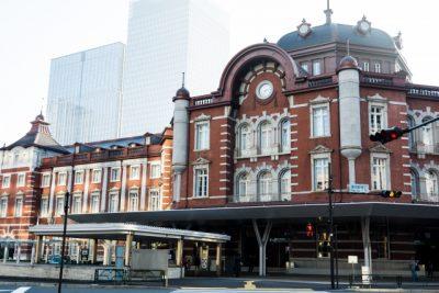 東京駅周辺 公園 子供 東京駅