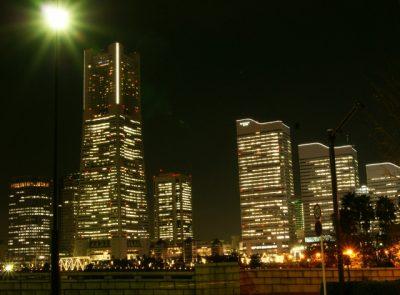 横浜駅 子供 公園 ランドマークタワー
