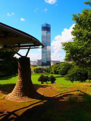 千葉 水遊び ポートタワー 公園